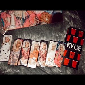 Kylie Cosmetics Makeup - Kylie Cosmetics's 21st Birthday Collection
